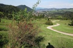 Zejście z Durbaszki
